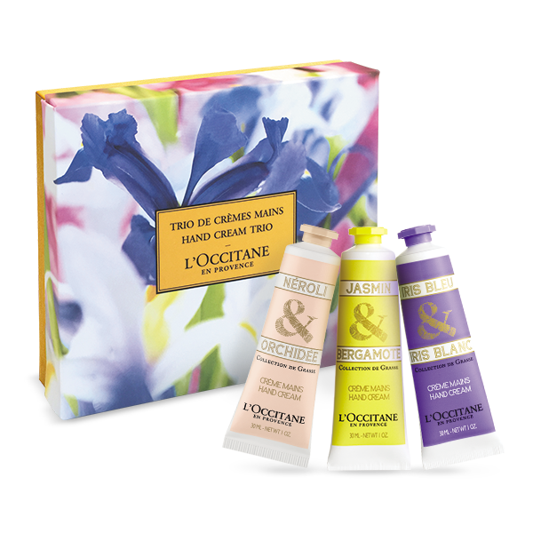 ���� ������ ��� ��� La Collection de Grasse (L'Occitane)