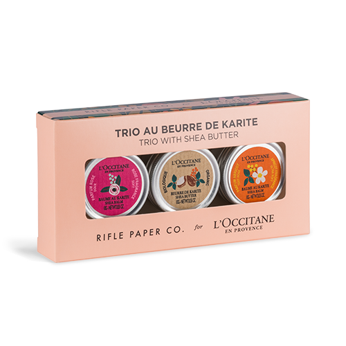 L'Occitane Набор «Трио масел Карите RIFLE COLLECTION» босоножки zenden collection zenden collection ze012agqqk27