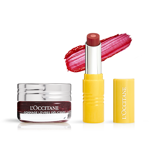 Купить Набор «Red-y to play?», L'Occitane